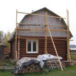 проект дома 6*6+3 метра