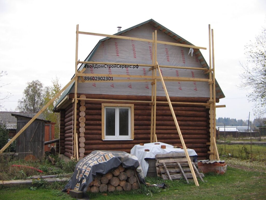 Проект дома 6*6+3 заказать из Вожеги
