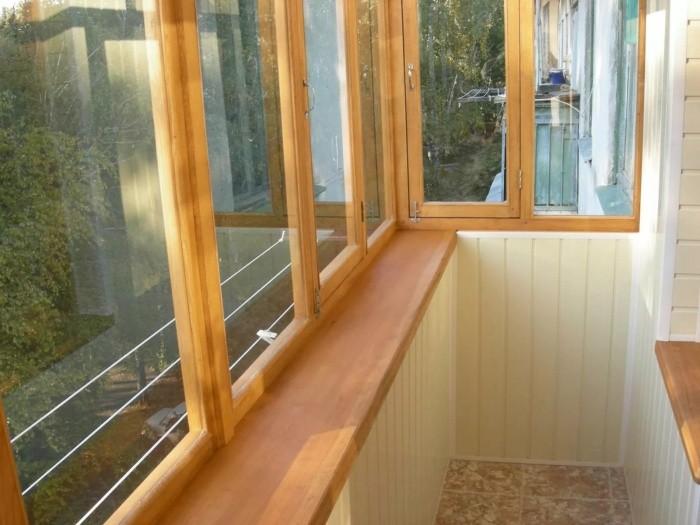 Как и чем лучше застеклить балкон