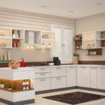 отделка кухни в Клину