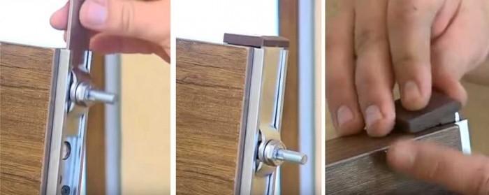 Раздвижные межкомнатные двери своими руками