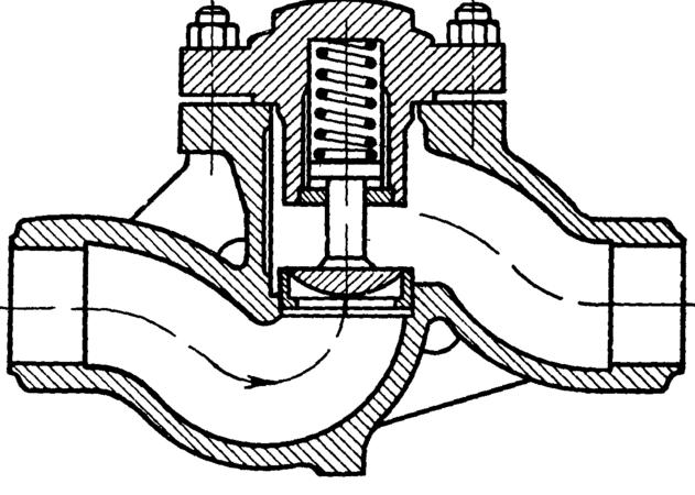 Регулировка предохранительного клапана для бойлера