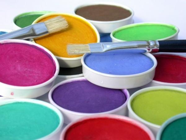 Как сделать колеровку краски своими руками