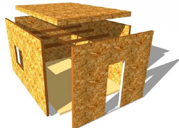 Баня из арболитовых блоков: отзывы