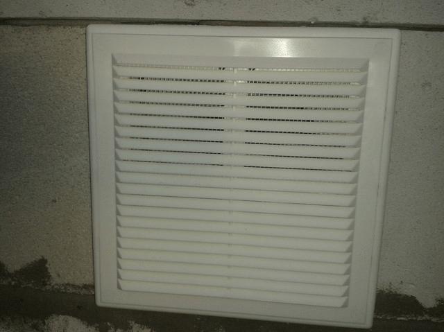 Простая вентиляция гаража