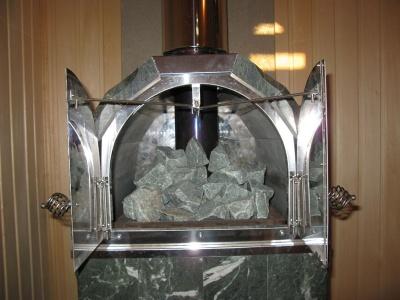 Как выбрать чугунную печь для бани