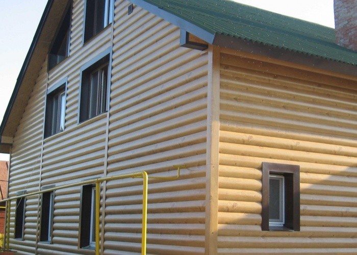 Современные фасадные материалы для наружной отделки дома