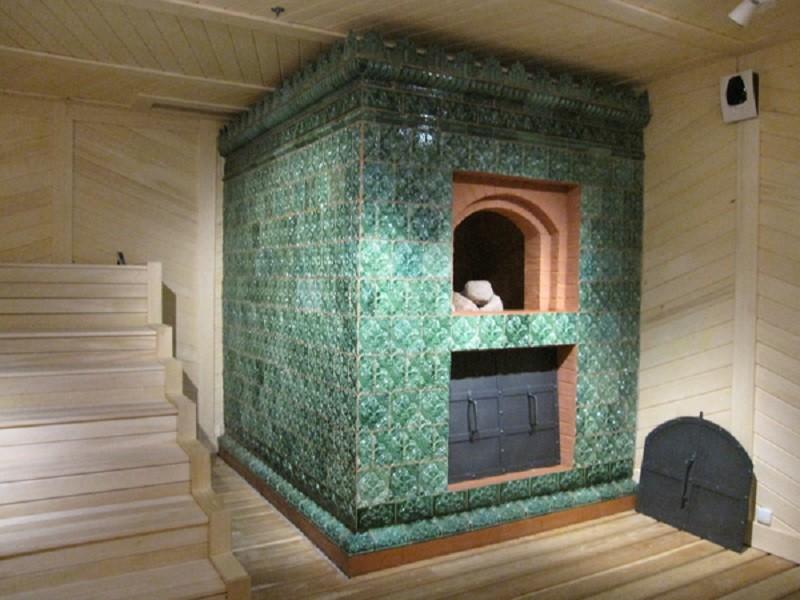 Деревянный дом и системы отопления