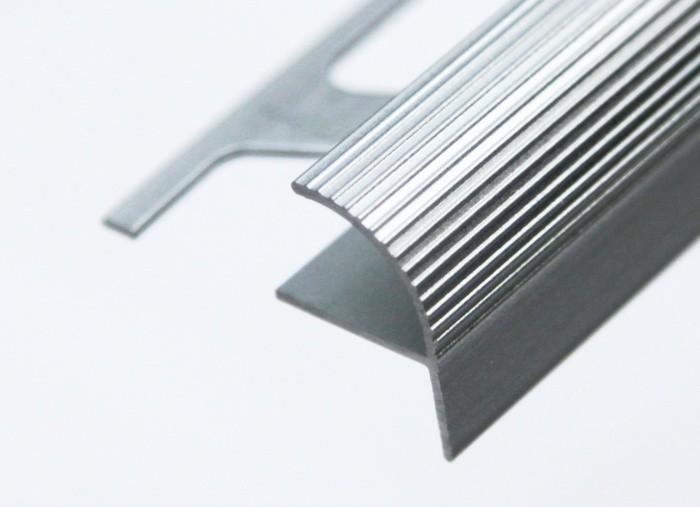 Профиль для плитки алюминиевый