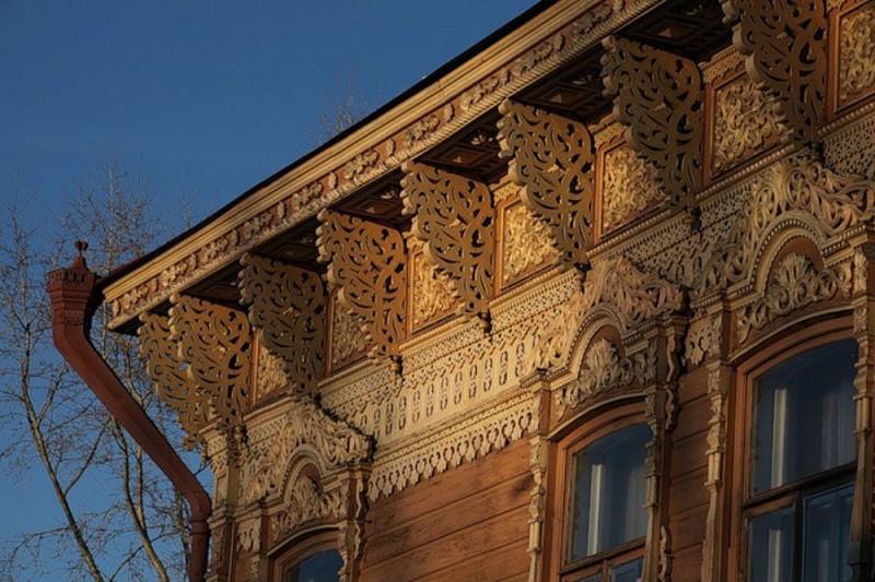 история сруб в старину деревянные дома из сруба в старину в Вожеге