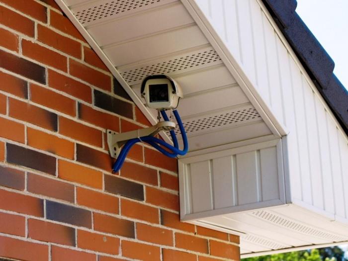 Как установить камеру видеонаблюдения дома