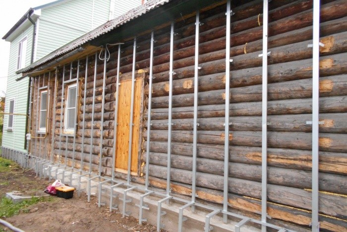 Можно ли утеплять деревянный дом пенопластом снаружи