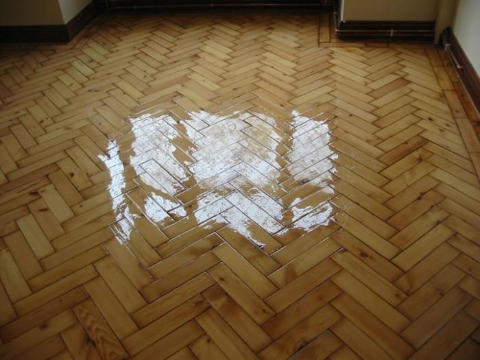 Чистый пол под лак Москва