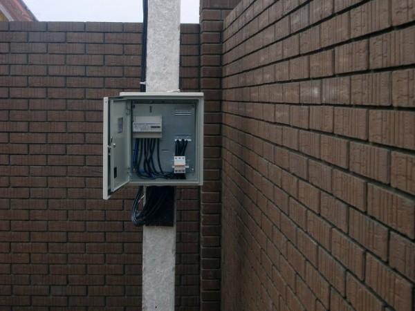 Сборка и монтаж электрического щита в доме, квартире, на даче