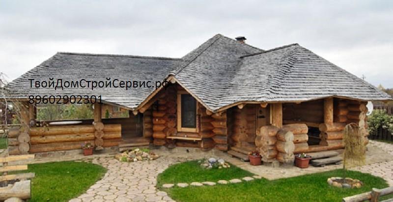 проекты домов рубленый в Вожеге, построен в Ярославле