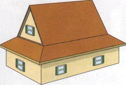 Виды крыш частных домов