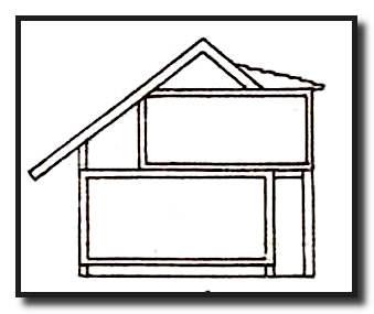 Как сделать мансардную крышу самому