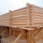 Изготовление и рубка срубов Вожега