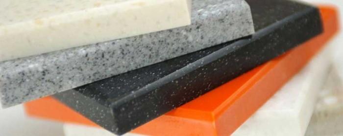 Применение акрилового камня