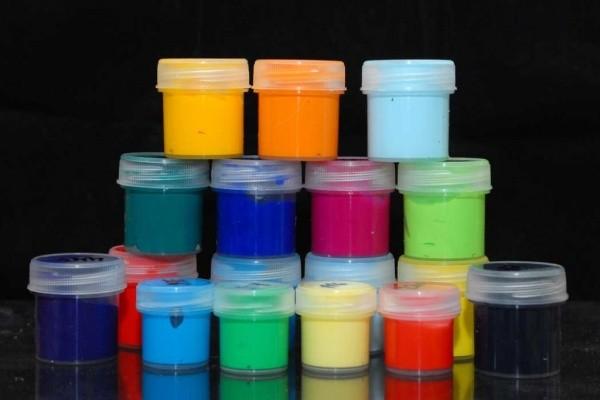 Быстросохнущая краска без запаха для внутренних работ