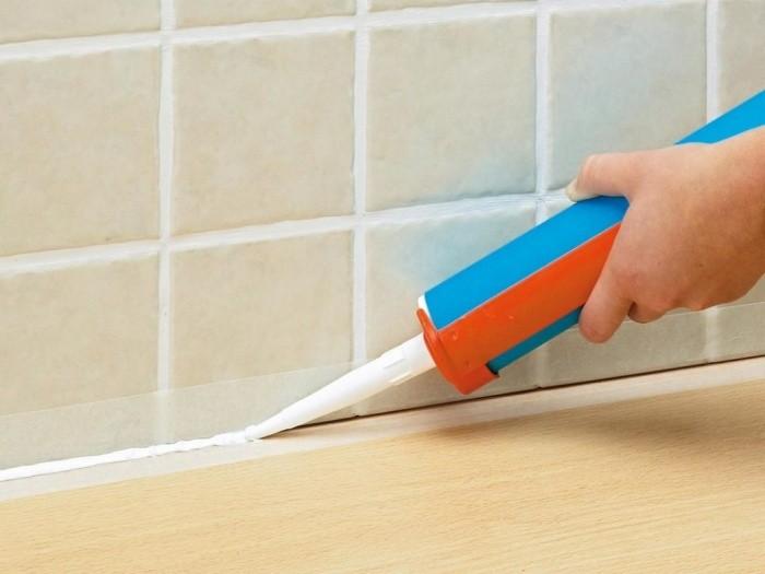 Затирка Ceresit для плитки в ванной комнате