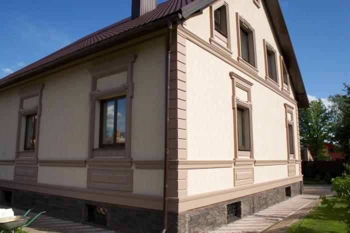 дом с отделкой, от компании ТвойДомСтройСервис