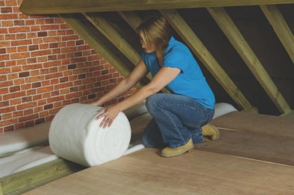 Выбор утеплителя для стен и крыши