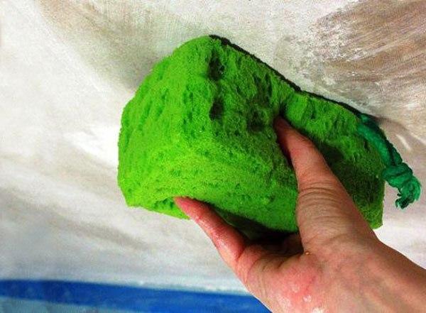 Чем смыть водоэмульсионную краску