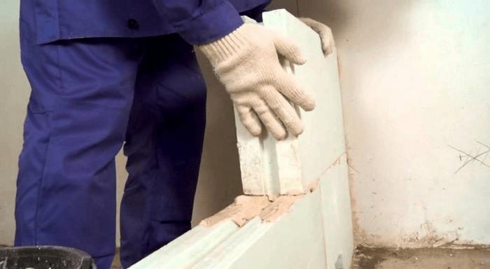 Гипс строительный: свойства, характеристики, применение