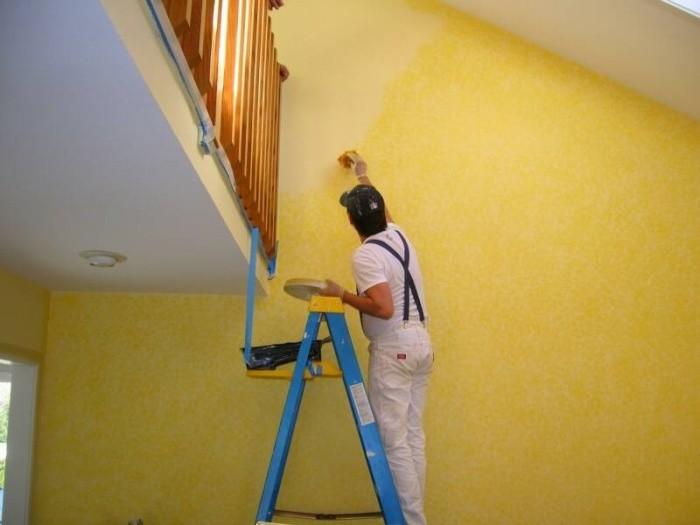 Этапы работ по отделке дома