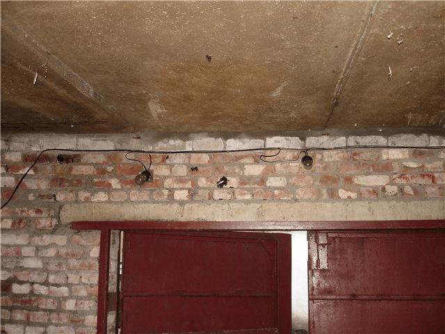 гаражные распашные ворота