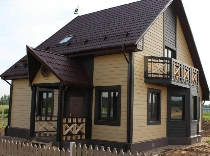 проекты домов построен в Серпухове