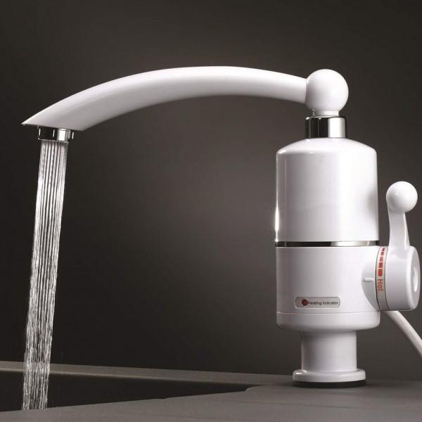 Кран нагреватель проточной воды