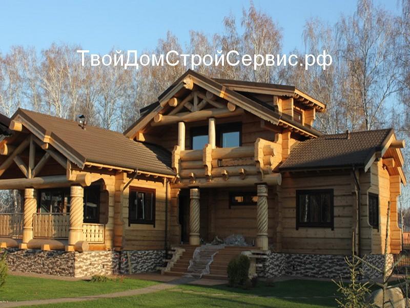 история дома из сруба