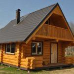 купить деревянный дом из бруса