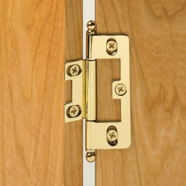 Установка петель на двери