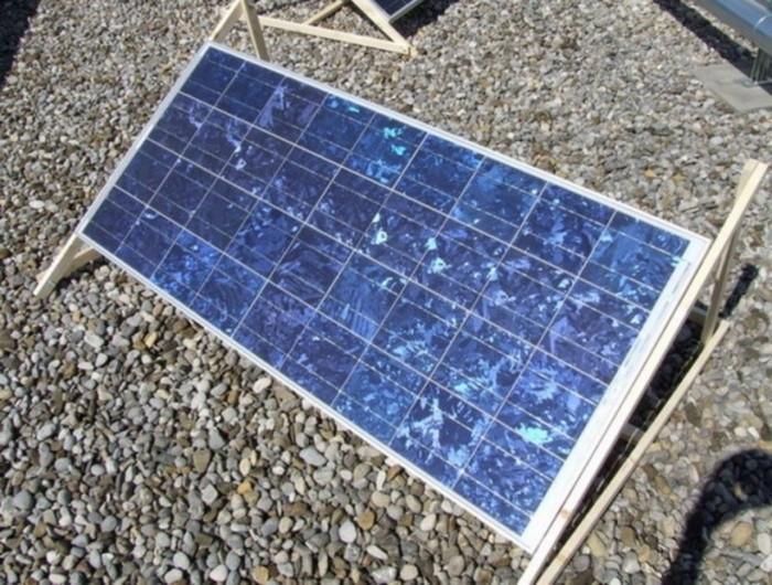 Типы солнечных батарей