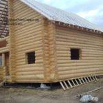 проект строения дома 6*9 в чашу в Туле
