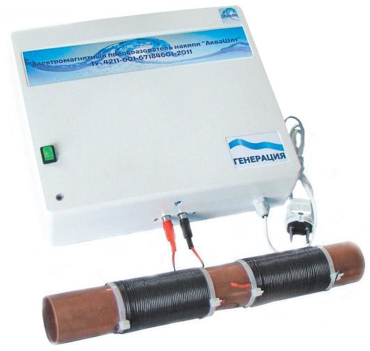 Магнитный преобразователь для воды