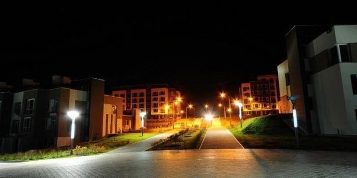 Управление наружным освещением