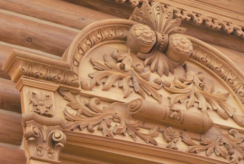 Архитектурный стиль и декор деревянного дома