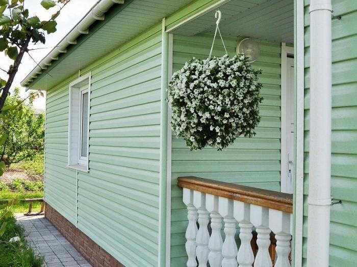 Цвета сайдинга для обшивки дома + фото