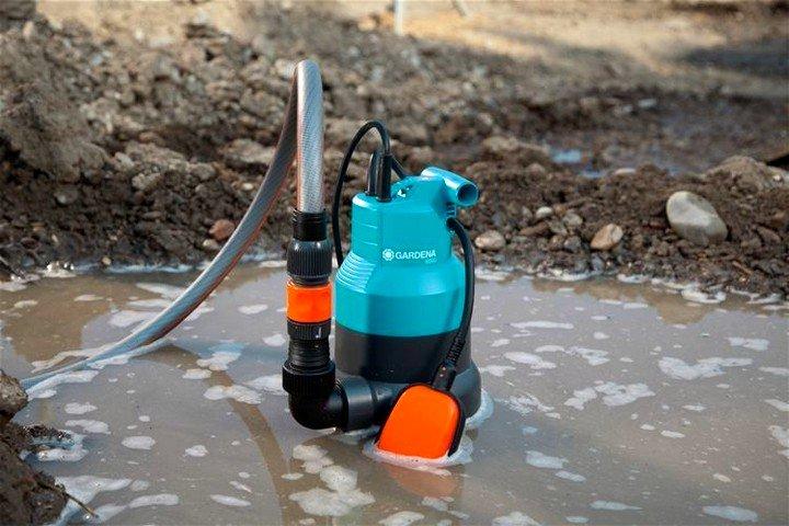 Насосы для перекачки технической воды